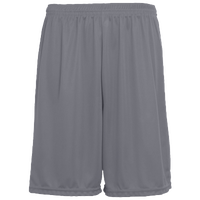 Augusta Sportswear Team Training Shorts - Men's - Grey / Grey