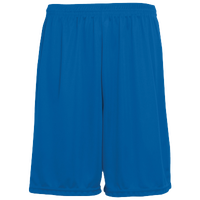 Augusta Sportswear Team Training Shorts - Men's - Blue / Blue