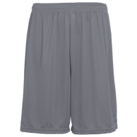 Augusta Sportswear Team Training Shorts - Boys' Grade School - Grey