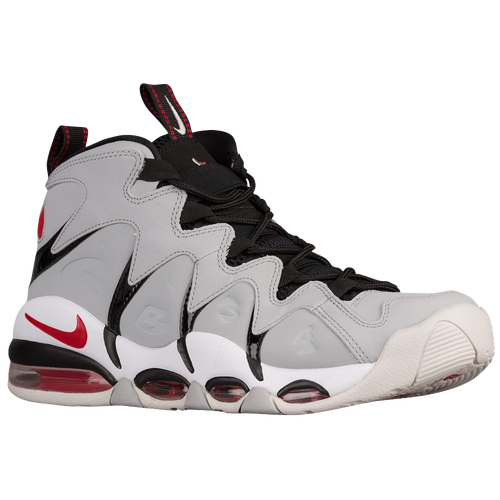 Nike Air Max CB 34 - Men\u0027s - Basketball - Shoes - Wolf Grey/Varsity  Red/Neutral Grey/White