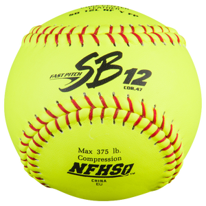 "Dudley NFHS 12"" SB 12L Fast Pitch Softball"