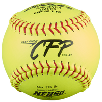 "Dudley CFP 12"" Leather Fast Pitch Softball"