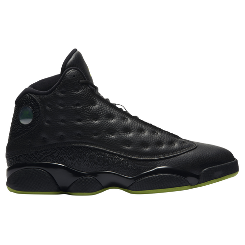 jordan shoes men black
