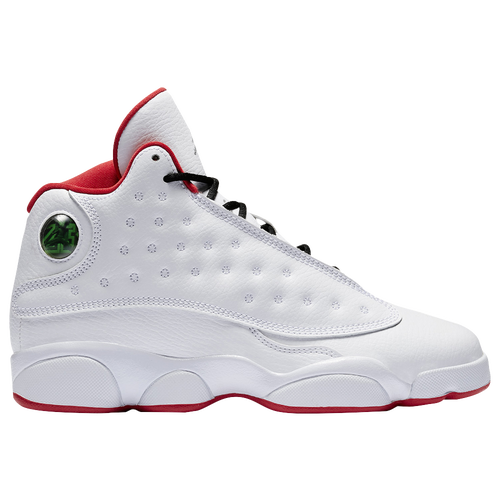 7e6e9aab98cc shopping interesting nike air jordan retro 13 white team red black 414574  122 boys girls basketball shoes ed1cc 8c1bc  discount product jordan retro  13 boys ...