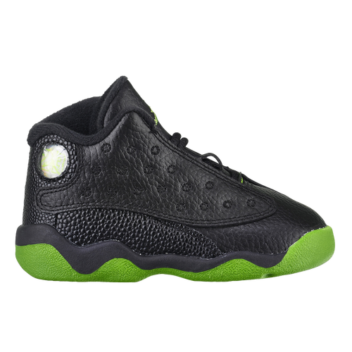 Jordan Retro 13 - Boys\u0027 Toddler - Black / Green