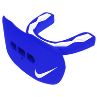 Nike Hyperflow Lip Protector Mouthguard - Adult - Blue / White
