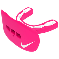 Nike Hyperflow Lip Protector Mouthguard - Adult - Pink / White