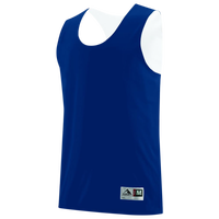 Augusta Sportswear Reversible Wicking Basketball Tank - Men's - Navy