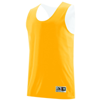 Augusta Sportswear Reversible Wicking Basketball Tank - Men's - Gold
