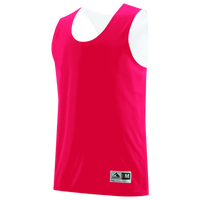 Augusta Sportswear Reversible Wicking Basketball Tank - Men's - Red