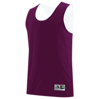 Augusta Sportswear Reversible Wicking Basketball Tank - Boys' Grade School - Maroon
