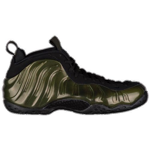 Nike Air Foamposite One - Men\u0027s - Basketball - Shoes - Legion Green/Black/ Black