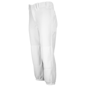 Mizuno Select Belted Fastpitch Pants - Women's - White