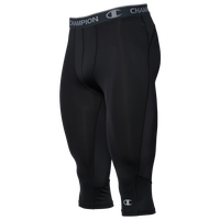 Champion 3/4 Compression Tights - Men's - Black