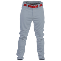 Rawlings Ace Relaxed Fit Pants - Boys' Grade School - Grey / Grey