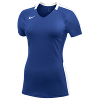 Nike Team Vapor Pro S/S Jersey - Women's - Blue / White