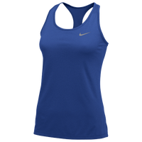 Nike Team Balance Tank 2.0 - Women's - Blue