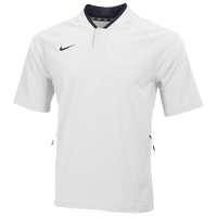 Nike Team Hot Jacket - Men's - White / Grey