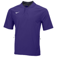 Nike Team Hot Jacket - Men's - Purple / Purple