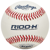 Rawlings R100-H1 Elite High School Game Baseball - Men's - Off-White