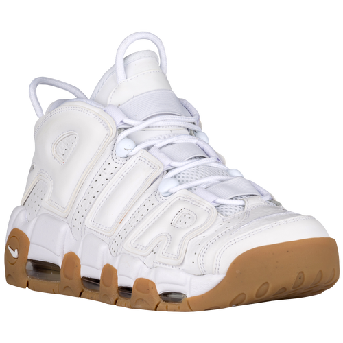 aef17c6750 Nike Air More Uptempo - Boys' Grade School - Basketball - Shoes ...
