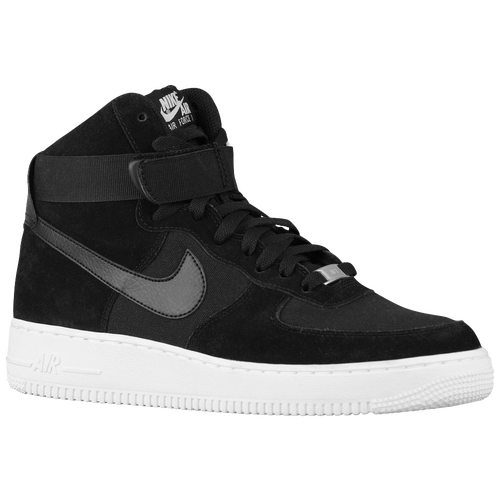 eecb6134563df3 Nike Air Force 1 High - Men s - Casual - Shoes - Black Black White