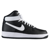 best website a0dc4 24120 Nike Air Force 1 High - Mens - Black  White