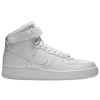 hot sales 91e69 fad10 Nike Air Force 1 High - Men s - All White   White