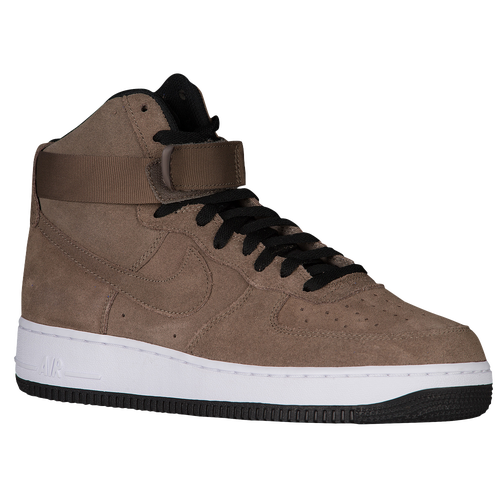 nike air force 1 brown mens