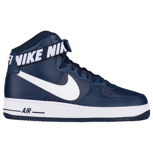 nike air force 1 high top navy blue nz