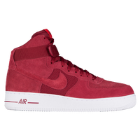 new concept 6c7e5 78e47 Nike Air Force 1 High - Mens - Red  White