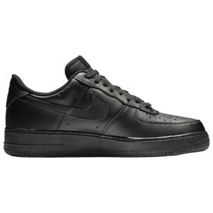 Nike Air Force 1 Low - Men s - Casual - Shoes - Black Black Sail 0daf37a0d17c