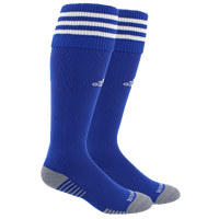 adidas Team Copa Zone Cushion III Socks - Men's - Blue / White