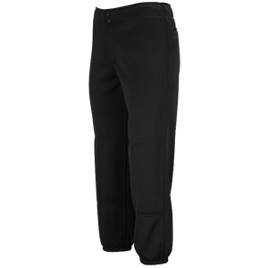 Mizuno Select Non-Belted Fastpitch Pants - Women's - Black