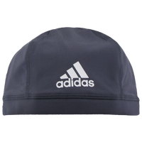adidas Football Skull Cap - Adult - Grey / White