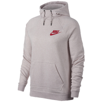 7f3abef636d9 Nike Rally Hoodie - Women s - Pink   Red