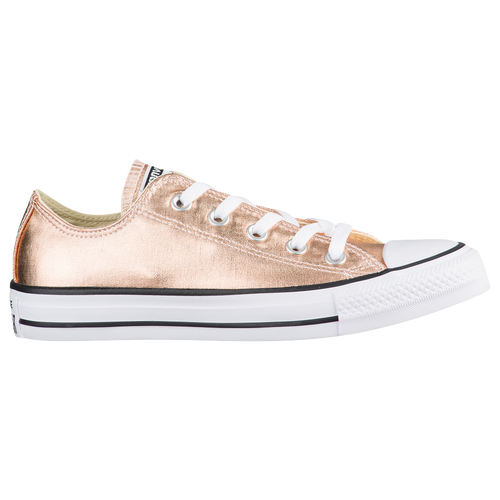 7fc8618ca4e4af Converse All Star Ox - Girls  Grade School - Casual - Shoes - Metallic  Sunset Glow