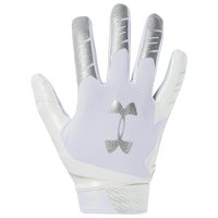 Under Armour F7 Receiver Gloves - Men's - White