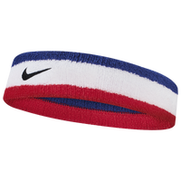 Nike Swoosh Headband - White / Red