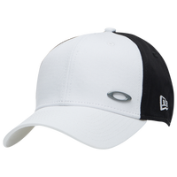 Oakley Tinfoil Golf Cap - Men's - White / Black