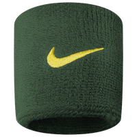Nike Swoosh Wristbands - Green