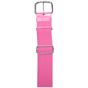 "All Star 1 1/2"" Elastic Uniform Belt - Pink"