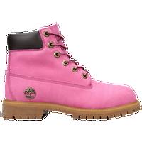 timberland pink