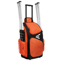 Easton Traveler Stand Up Bag - Orange