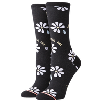 Stance 200 Everyday Crew Socks - Women's - Black