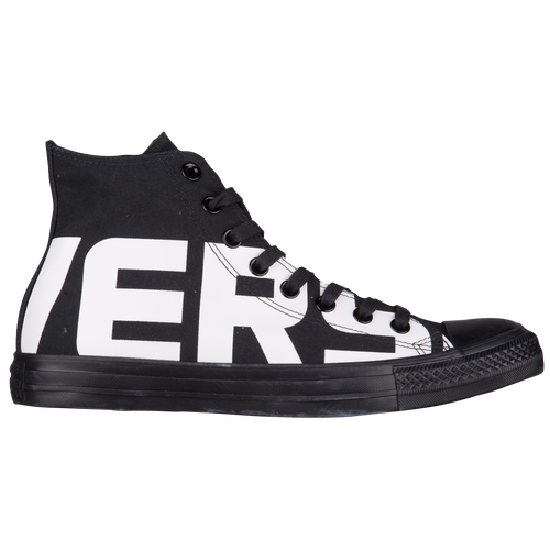 Converse Chuck Taylor All Star Hi - Men s - Casual - Shoes - Black White 0bfcd9a9b0b8