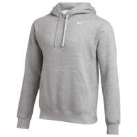 Nike Team Club Fleece Hoodie - Men's - Grey