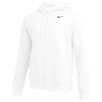 Nike Team Club Fleece Hoodie - Men's - White