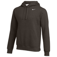 Nike Team Club Fleece Hoodie - Men's - Black