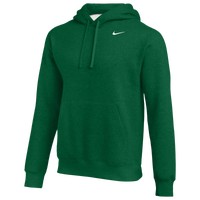 Nike Team Club Fleece Hoodie - Men's - Green